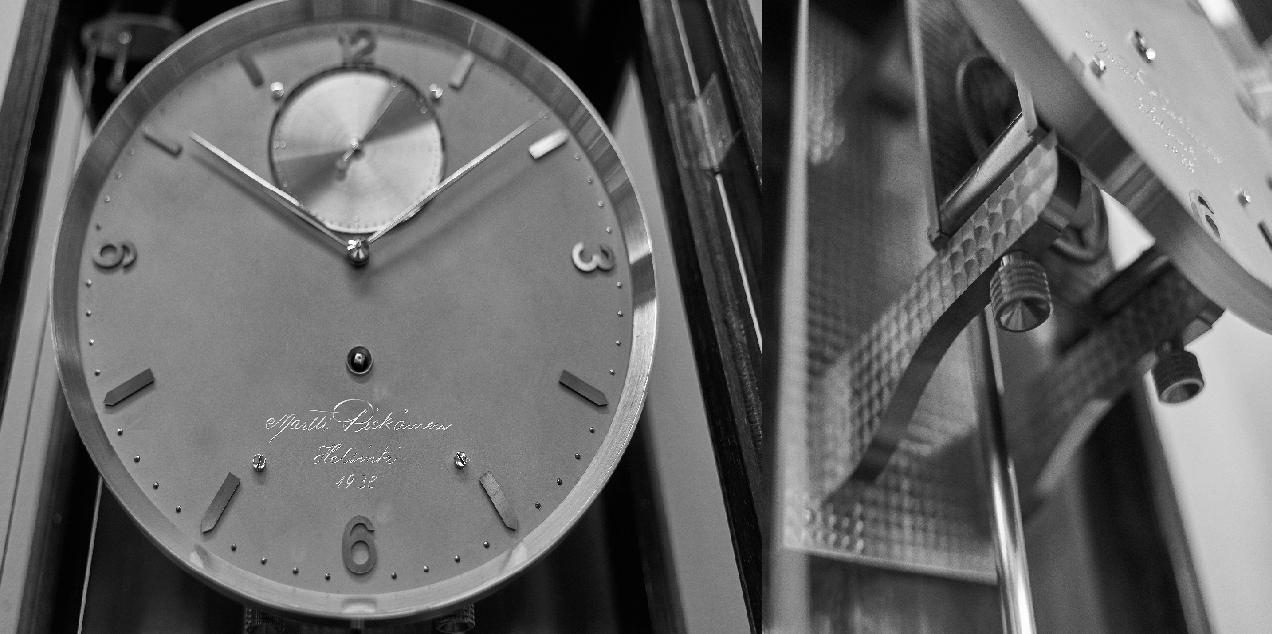 Kokemäellä kellokauppaa pitävä Eija Serttilä on urakoinut kelloja kesäaikaan lähes 40 vuotta –