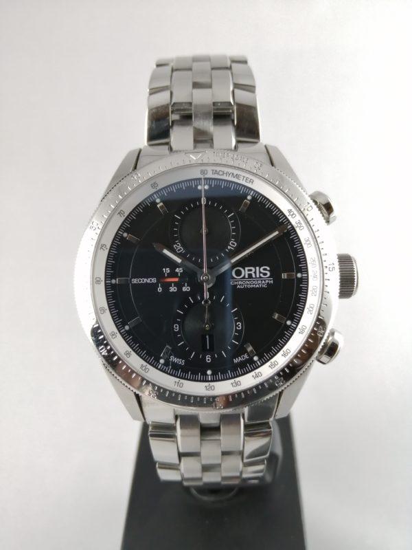 Oris Artix Gt Chronograph 0674-7651-41-74M, edestä